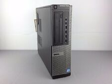 Dell Optiplex 7010 PC desktop, i5-3570 3,4 GHz CPU, 8GB di RAM, SSD 240 GB +500 GB HDD
