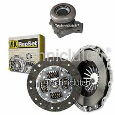 LUK 2 PART CLUTCH KIT AND CSC FOR VAUXHALL VECTRA SALOON 2.5I GSI