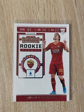 2019-20 Panini Chronicles Soccer Contenders Rookie Ticket Nicolo Zaniolo AS ROMA