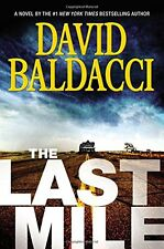 The Last Mile (Memory Man series) by David Baldacci