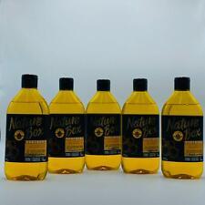 Nature Box Duschgel Macadamia-Öl, 5 x 385ml