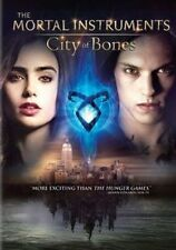 Mortal Instruments City of Bones 0043396417717 With Lily Collins DVD Region 1