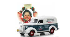 1/24 Greenlight Chevrolet Panel Truck 1939 Norman Rockwell Shipping Home