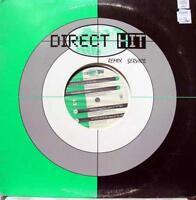 "VARIOUS direct hit remix service vol. 5 12""  VG+ DHV 5 Vinyl 1993 Record"