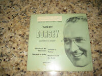"TOMMY DORSEY, CLAMBAKE SEVEN 7"", 45 RCA Victor EPAT-408"