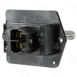 HVAC Blower Motor Resistor-Resistor Block 4 Seasons 20236