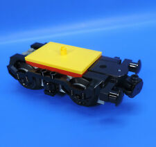 LEGO®  Eisenbahn Lok Waggon komplette achse Drehgestell Puffer auch für 60197