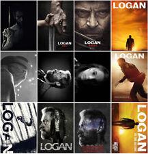 12 Logan Movie 2017  Mirror Surface Postcard Promo Card Poster Card Collector A1