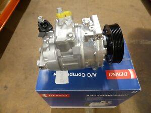 Denso Air Con Compressor DCP32003 for Audi A3 VW Golf IV Touran Skoda Octavia