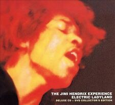Electric Ladyland by The Jimi Hendrix Experience (CD/DVD, 2008, Universal) NEW