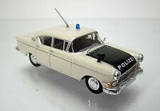 "Brekina PkW 20835 Opel Kapitän P 2.5 ""Polizei"" weiß TD Maßstab/Scale 1:87"