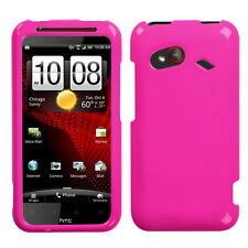 For HTC Droid Incredible 4G LTE HARD Protector Case Phone Cover Shocking Pink