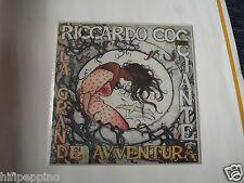 "RICCARDO COCCIANTE "" LA GRANDE AVVENTURA"" VINILE LP"