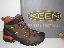 Mens KEEN Pittsburgh Waterproof High Top Soft Toe Hiker Size 11.5 D