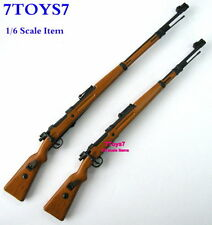 Factory No.6 1/6_ K98b + Gewehr 98 Postman Set _German Rifle Loose  FAX01A