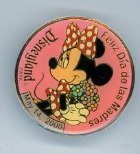 Disney Feliz Día de las Madres Spanish Happy Mother's Day Minnie Mouse LE Pin