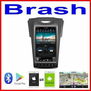 "ISUZU DMAX / MUX 2012-2020 12"" GPS APPLE CARPLAY ANDROID AUTO BLUETOOTH +CAMERA"