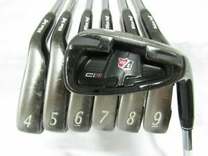Wilson Staff Ci11 Iron Set (4-P), 7 clubs total - Regular Flex - RH