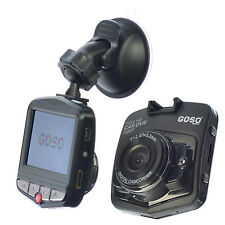 "GOSO Dash Cam Car Dashboard Camera Full HD 1080P Vehicle Blackbox DVR 2.5"" LCD"