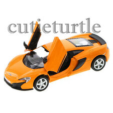 "RMZ City 5"" McLaren 650S Diecast Toy Car 555992 Orange"