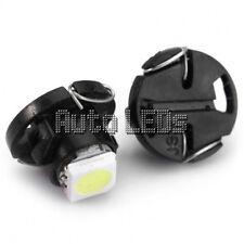 BIANCO Smd LED T4.7 Neo Wedge 12v LAMPADINA LED Interni