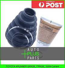 Fits TOYOTA 4RUNNER GRN28_/TRN28_ - Boot Inner Cv Joint (93X109X30.5) Kit