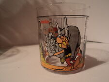 Glas / verre: Asterix - *1997* Goscinny-Uderzo (nutella)