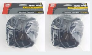 """14 feet of 1/2"""" POLYPROPYLENE SPIRAL WRAPPING for wires & cables Gardner Bender"""
