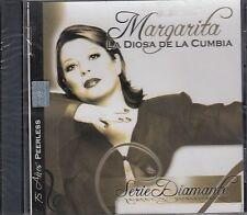 Margarita La Diosa De La Cumbia Serie Diamante 75 Años  CD New Nuevo Sealed