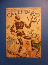 Calendario 1951.Calendario 1951 Acquisti Online Su Ebay