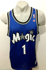 Maglia basket orlando magic tracy mcgrady nba jersey shirt trikot champion 44