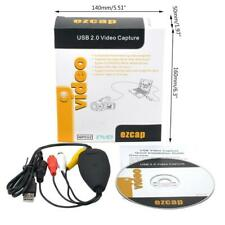 Ezcap172 USB Video Grabber Capture VHS Video Recorder DVD Camcorder Converter