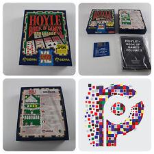 Hoyal libro de juegos un Kixx XL juego para Commodore Amiga probado y de trabajo