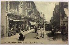 CPA Le Touquet Paris-plage - Rue de Londres  #c366