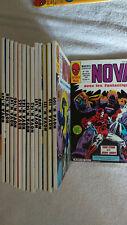Marvel NOVA 14 numeros + N°36