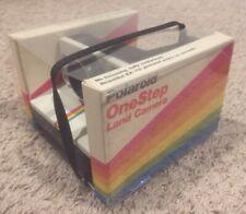 Polaroid One Step instant land camera