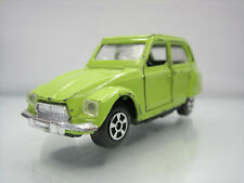 Diecast Polistil Citroen Dyane No. EL 52 Lime Green Good Condition