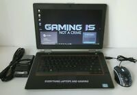 Dell Gaming Design Laptop Intel i7 3.2GHz Turbo Boost Nvidia Graphics 8gb Ram
