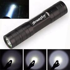 Mini 3500 Lumen 3 Modes CREE XML T6 LED 18650 Flashlight Torch Lamp Light A2