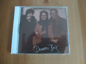 MOTORPSYCHO DEMON BOX CD