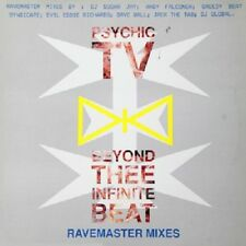 Psychic TV - Beyond Thee Infinite Beat - 1990 UK Import New Cassette