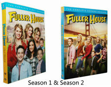 Fuller House: Complete Seasons 1 & 2 (DVD Set) Full House Sequel TV Series NEW