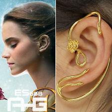 Die Schöne Und Das Biest Beauty and the Beast Belle Earrings Ohrring Gold Cos