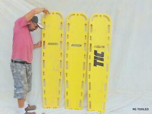 (1) Back Board Rescue Medical First Responder EMS Backboard Stretcher Junkin