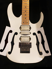 Ibanez PGM Style F Holes Decal - Pick Your Color