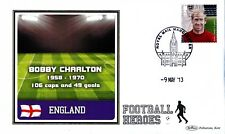 2013 Benham Small FOOTBALL HEROES BS BS1421-1431 ELEVEN COVER SET (11) photo's