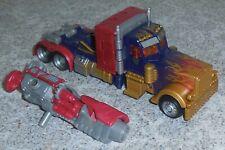Transformers Dark of the Moon LUNARFIRE OPTIMUS PRIME Complete Dotm