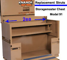 2ea Nitro-Prop Gas Strut Spring Lift Shock Rod REP Knaack Storagemaster Mod 91