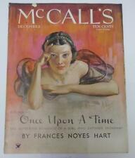 McCall's Dec 1933 Neysa McMein Cover