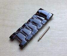 6 TOP fixed CERAMIC links to fit Emporio Armani AR1440 spare strap/bracelet/Band